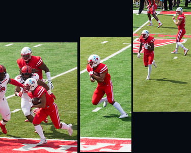 Opening Play:  Allen to Leday for 7 yards.