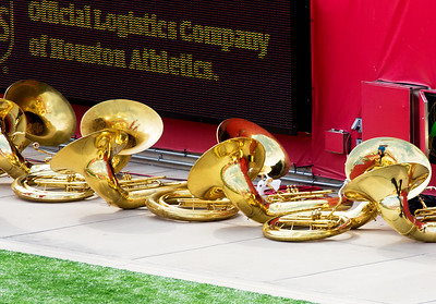 The Tubas relax for now.  They have a busy time ahead.