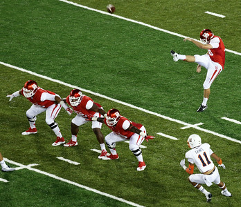 But then: UH has to punt (another TDECU first.)