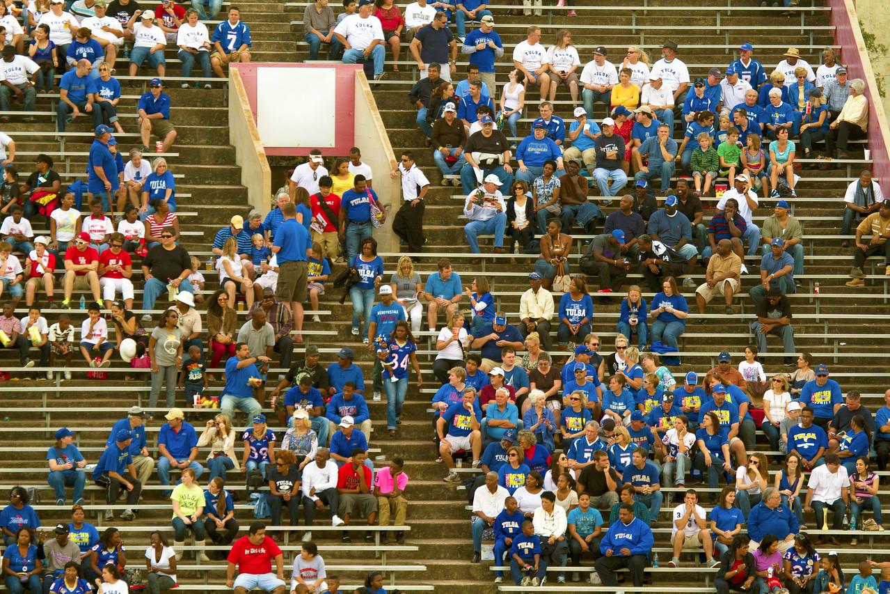 Tulsa fans