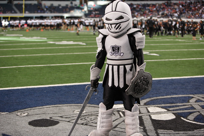 UIL Football Championship Games @ Dallas Cowboys Stadium In Arlington Texas!