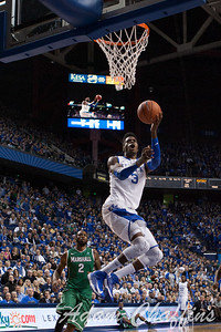 UK freshman forward Nerlens Noel making a layup during the first half of the UK vs. Marshall basketball game at Rupp Arena on Saturday Dec. 22, 2012. Photo by Adam Chaffins | Staff