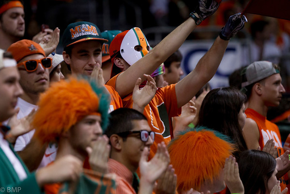 University of Miami vs Georgia Tech
