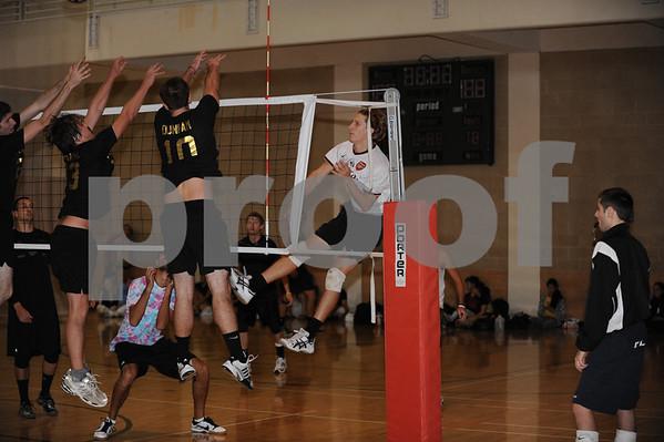UM Volleyball Tournament