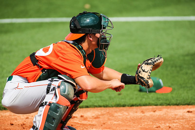 University of Miami vs. Miami Marlins