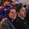 Faces in the Crowd at UMass Lowell vs UConn hockey. (SUN/Julia Malakie)