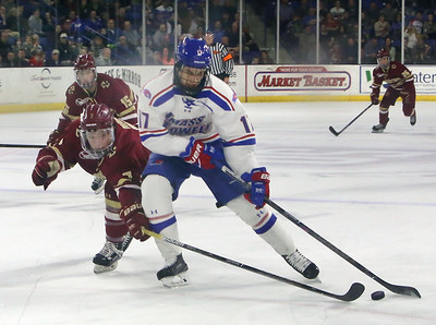 UML vs BC hockey 022417