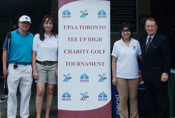 UPAA Tee UP High Charity Golf Tournament 2011