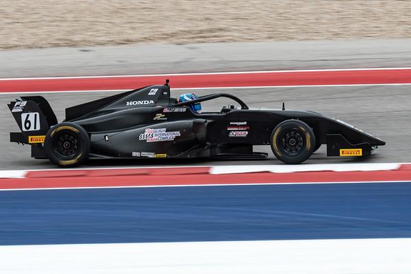 US F3 Championship, 2018