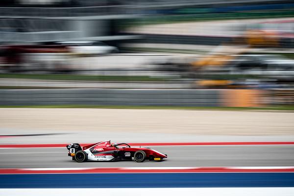 Kyle Kirkwood, F3 Champion