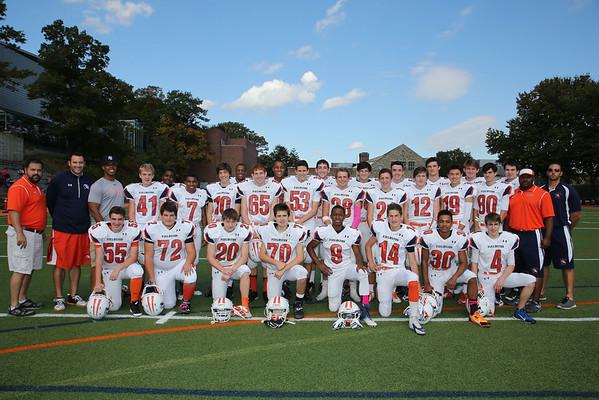 US-Football, Varsity-2014