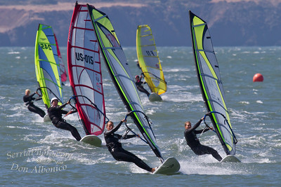 US National windsurfing Championships