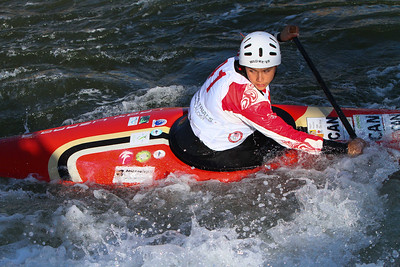 2012 U.S. Olympic Trials for Canoe Slalom and 2012 Canadian Olympic Trials