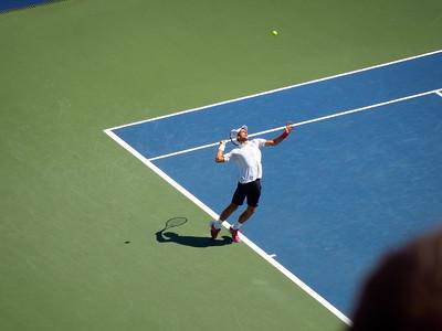 US Open 2013 men's semis