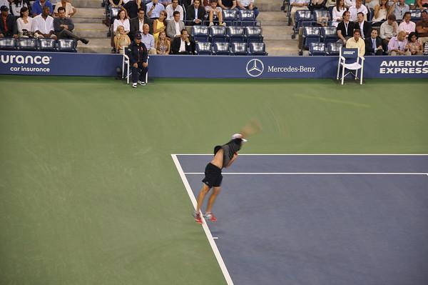 US Open 8/31/11