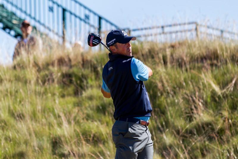 Matt Kuchar, PGA, US Open 2015, Chambers Bay Golf Course