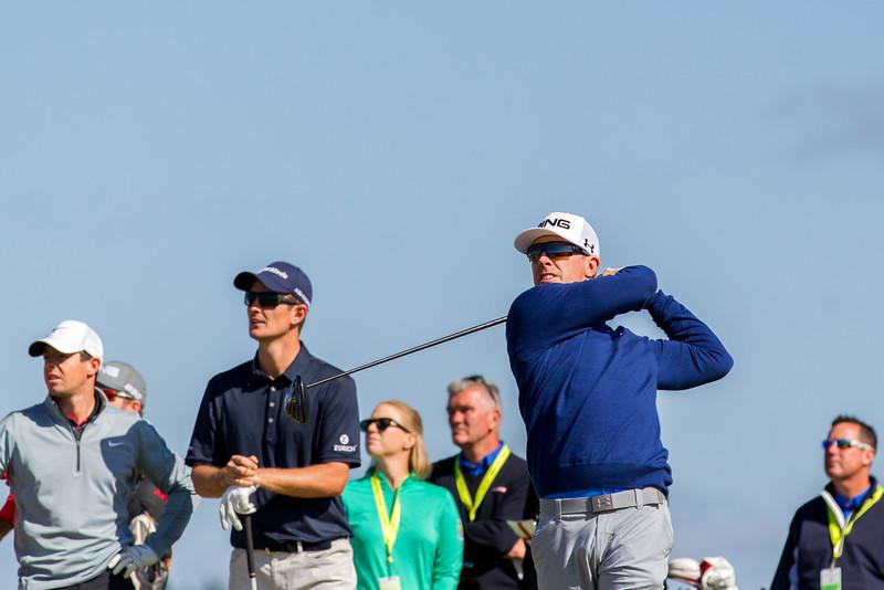 Hunter Mahan, PGA, US Open 2015, Chambers Bay Golf Course