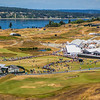 Hole #1 & 10 Tee Box, Chambers Bay, US Open Championship