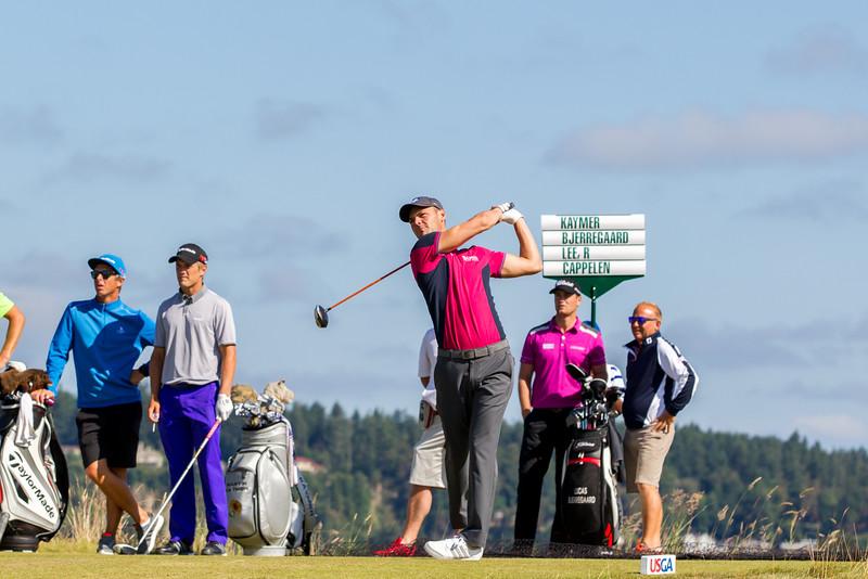 Martin Kaymer, PGA, US Open 2015, Chambers Bay Golf Course