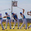 Sergio Garcia, 2015 US Open, Chambers Bay Golf Course