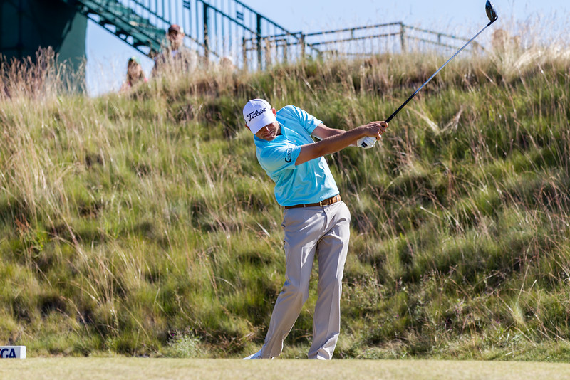 Bill Haas, PGA, US Open 2015, Chambers Bay Golf Course