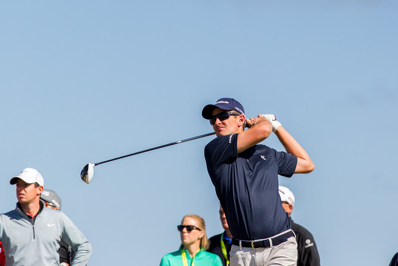 Justin Rose, PGA, US Open 2015, Chambers Bay Golf Course