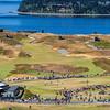 Hole #10, Chambers Bay, US Open Championship
