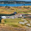 Hole #9, Chambers Bay, US Open Championship