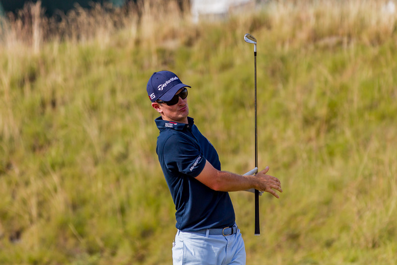 Justin Rose, Chambers Bay, US Open Championship