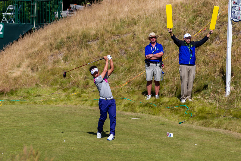 Hideki Matsuyama, PGA, US Open 2015, Chambers Bay Golf Course