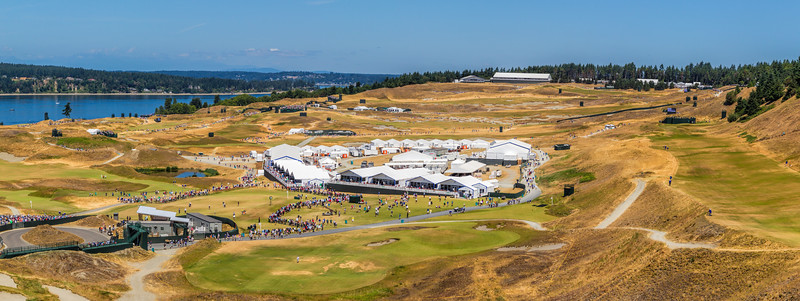 Chambers Bay Overview, US Open Championship