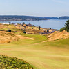 Hole #12, Chambers Bay, US Open Championship