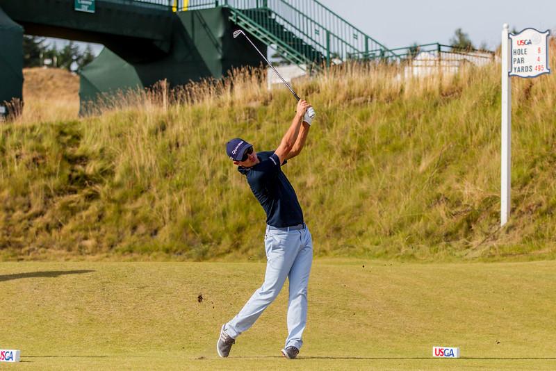 Justin Rose, Chambers Bay, US Open Championship