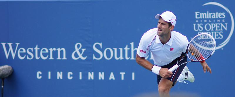 US Open Series - Cincinnati 2012