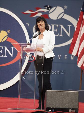 Christiane Amanpour<br /> photo  by Rob Rich © 2010 robwayne1@aol.com 516-676-3939
