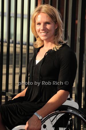 Esther Vergeer<br /> photo  by Rob Rich © 2010 robwayne1@aol.com 516-676-3939