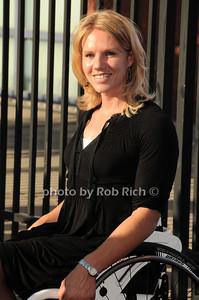 Esther Vergeer photo  by Rob Rich © 2010 robwayne1@aol.com 516-676-3939