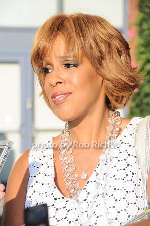 Gayle King<br /> photo  by Rob Rich © 2010 robwayne1@aol.com 516-676-3939