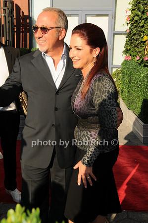 Emilio Estefan, Gloria Estefan<br /> photo  by Rob Rich © 2010 robwayne1@aol.com 516-676-3939