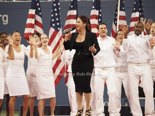 Gloria Estefan.<br /> photo  by Rob Rich © 2010 robwayne1@aol.com 516-676-3939
