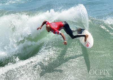 Kelly Slater - Vans US Open of Surfing 2013