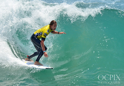 Jean da Silva at the US Open of Surfing