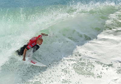 Kelly Slater at the 2013 US Open of Surfing