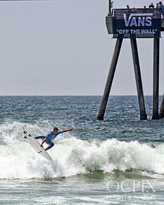 2016 Vans US Open of Surfing in Huntington Beach