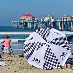 Vans Beach Umbrella