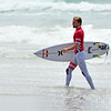 Surfer at the US Open of Surfing