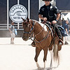 Mounted Police at the US Open of Surfing