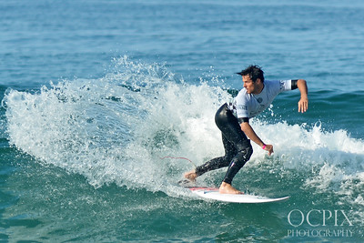 At the 2018 US Open of Surfing
