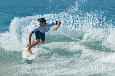 Yago Dora at the 2018 US Open of Surfing