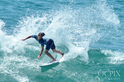 Kanoa Igarashi at the 2018 US Open of Surfing